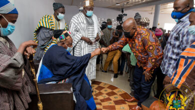 Photo of Akufo-Addo apologises to Wa residents over military brutalities
