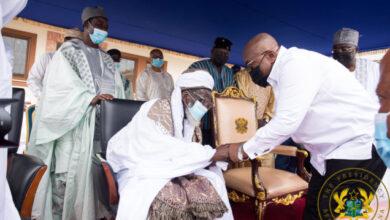 Photo of Akufo-Addo wishes Muslims happy Eid Ul-Adha