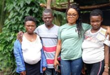 Photo of 16 year Old boy impregnates 16-year-old twin sisters at the same month -Photos