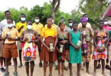 Photo of Anloga District: Bomigo Basic School gets support from NGO