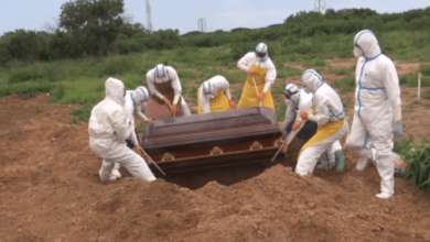 Photo of Ghana records 810 Covid-related deaths