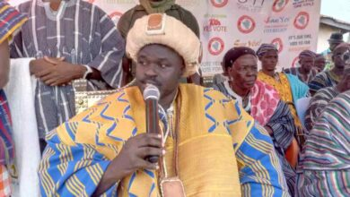 Photo of Kpassa Chief Bares Teeth at Gov't Over Stalled Road Project
