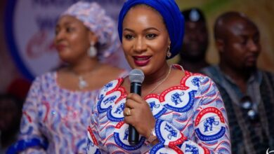 Photo of Samira rejects new emoluments; pledges to refund allowances paid her since 2017