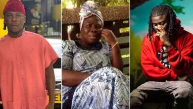 """Photo of """"6 years On! Mama Rest Well – Stonebwoy Reminisces His Mother's Death"""