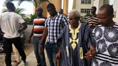 Photo of Papavi Hogbedetor 'Freed' Barely 24hrs after Arrest
