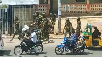 Photo of Soldiers punished for beating civilians at Wa