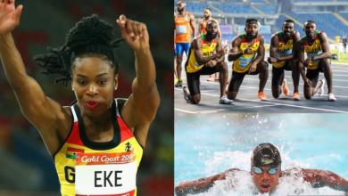 Photo of Tokyo Olympics: Meet the 14 athletes representing Ghana in various disciplines