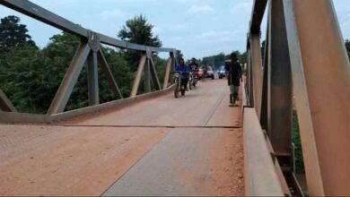 Photo of Nkwanta Residents Call on Gov't To Fix Collapsing Bridge