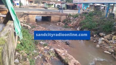 Photo of Ho: Urban Roads Closes  'Amegashie' Bridge For Reconstruction