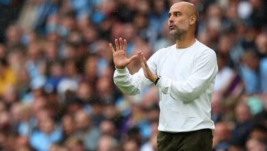 Photo of Pep Guardiola says he will leave Man City when his contract expires in 2023