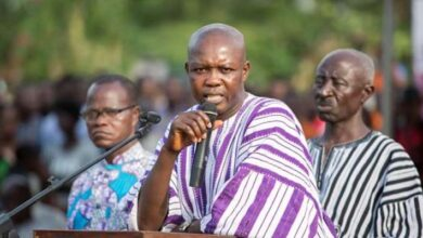 Photo of Akatsi South MP to petition IGP over increasing crime in his constituency