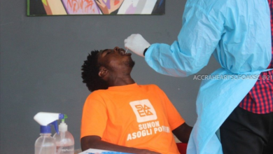 Photo of Hearts of Oak players undergo COVID-19 tests ahead of CAFCL campaign