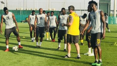 Photo of Black Stars to open camp on Tuesday for Ethiopia and South Africa games