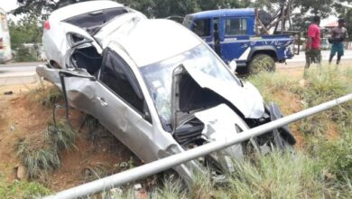 Photo of One Person Die In Accident On Tema Motorway