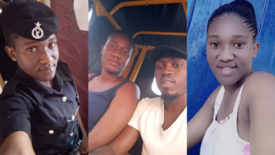 Photo of Policewoman allegedly murdered in cold blood by boyfriend