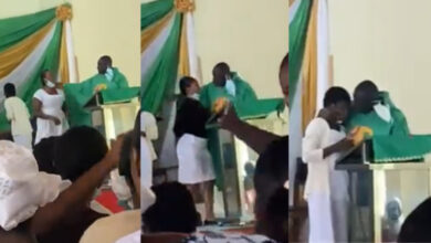 Photo of Federation of Women Lawyers condemns Priest who kissed students