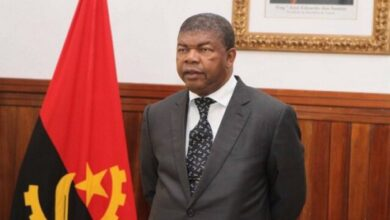 Photo of Angolan President in Ghana for 3-day visit