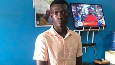 Photo of Abesim murder: Police retrieve intestines of victims from a cocoa farm