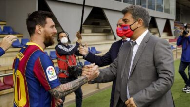 Photo of Messi wanted to stay; we did everything to keep him but this is the end – Barcelona President