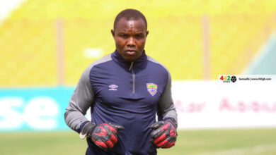 Photo of Former national Goalkeeper Richard Kingson appointed Goalkeepers coach of Black Stars