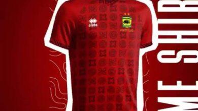 Photo of Asante Kotoko unveil 2021/22 jersey