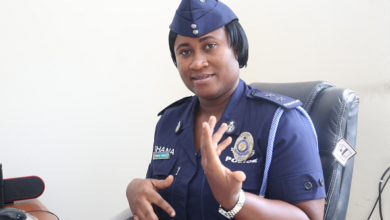 Photo of Efia Tenge for Volta as Ag. Kwesi Fori back to Public Affairs,  IGP effects new changes