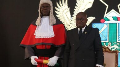 Photo of Bribery allegation: Akufo-Addo dismisses ASEPA's petition to sack Chief Justice
