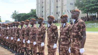Photo of Ghana Prisons Service Forms 2021 Out