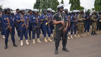 Photo of Ghana Police Service Recruitment Forms 2021 Out