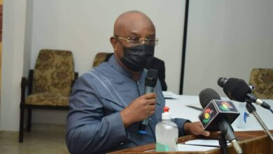 Photo of We'll not shield criminally-minded Assemblies — Volta Minister
