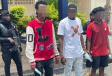 Photo of 3 persons arrested for engaging in police recruitment scam in Volta Region