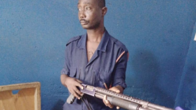 Photo of 44-year-old fake police officer arrested