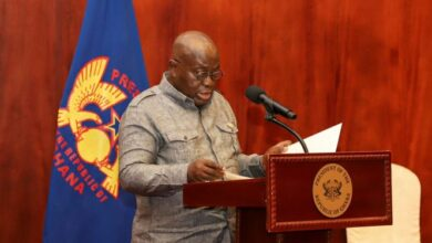 Photo of Akufo-Addo bans public institutions from allocating public lands
