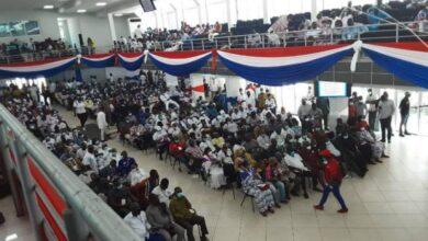 Photo of Let's be disciplined to break the 'Eight' – Dr Bawumia to NPP faithful