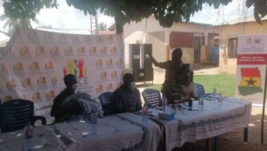 Photo of North Tongu: Vigilantes can only hold public office 10years after serving their prison sentence — Police Commander cautions youth