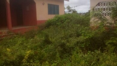 Photo of CHPS Compound left to 'ROT' over Alleged Payment Saga