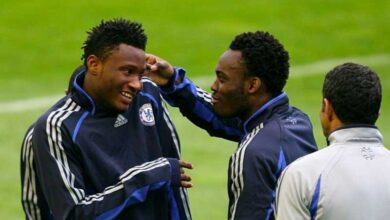 """Photo of """"It was Essien who really helped me"""" – Mikel Obi opens up on Chelsea career"""