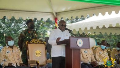 Photo of 'My policies, flagship programmes are bearing fruit' – Akufo-Addo
